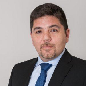 Photo of Rodolfo A. Barrón